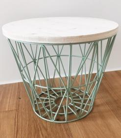 Nachttisch. Basket Wire.